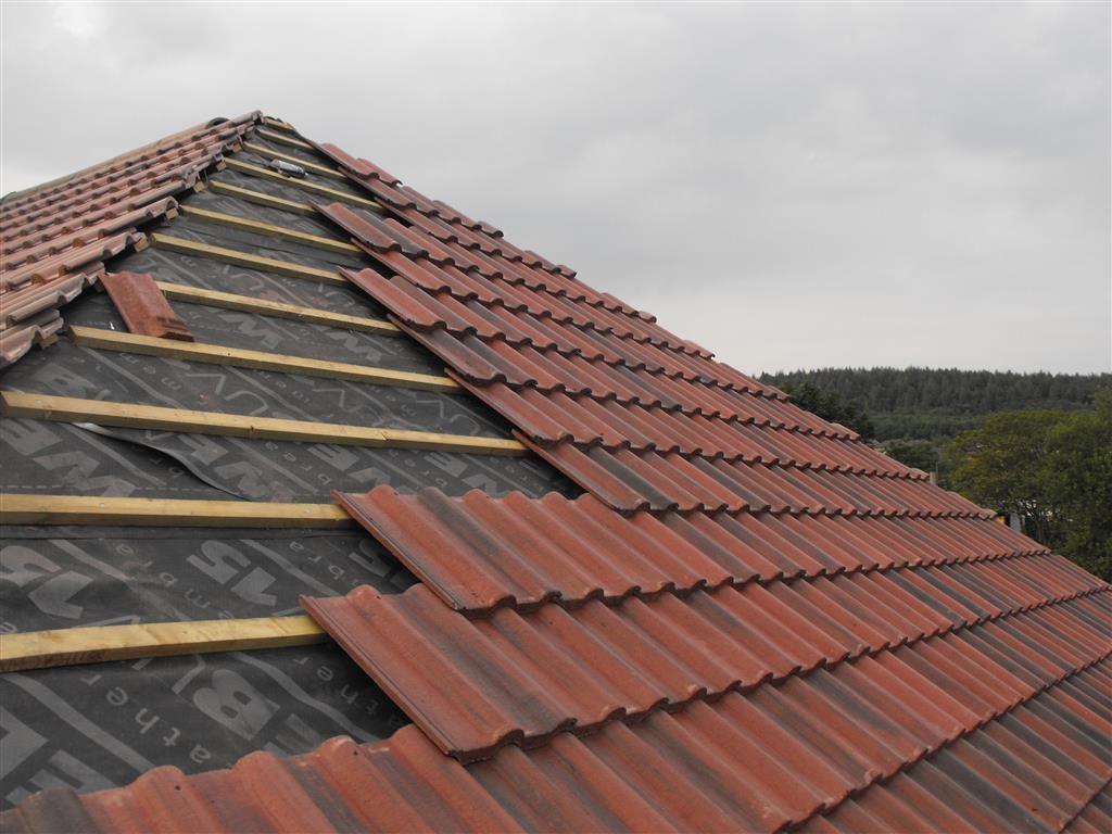 Ridge Tile Repair Kildare